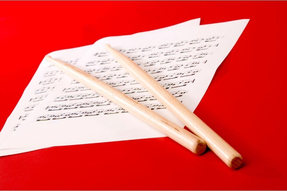 Reading & Writing Drum Sheet Music